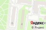 Схема проезда до компании Альянс Климата в Москве