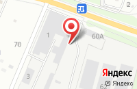Схема проезда до компании RS-motors в Серпухове