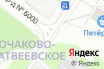 Схема проезда до компании Тестомашина.ру в Москве
