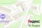 Схема проезда до компании АТ-Газ в Москве