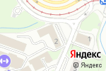 Схема проезда до компании Фиорензо в Москве