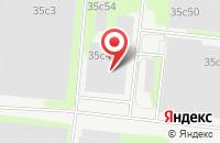 Схема проезда до компании Москэб в Москве