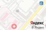 Схема проезда до компании Постельный рай в Москве