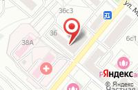 Схема проезда до компании Биноли в Москве