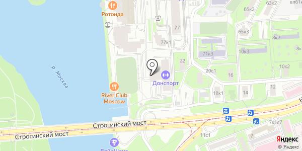 Lux-Estate. Схема проезда в Москве