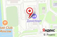 Схема проезда до компании Либрика в Москве