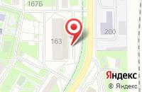Схема проезда до компании Столички в Серпухове