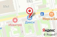 Схема проезда до компании Алеко-К в Москве