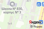 Схема проезда до компании АвтоЕрмак в Москве
