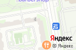 Схема проезда до компании Парикмахерская в Лобне