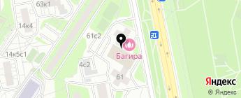 Podkraska.ru на карте Москвы