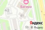 Схема проезда до компании BIKERSTORE в Москве