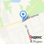 Ленинская детская школа искусств на карте Ленинского