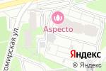 Схема проезда до компании VICAVERN в Москве