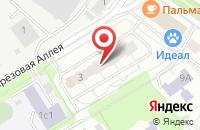 Схема проезда до компании Стройклассик в Химках