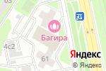 Схема проезда до компании Юридическая компания в Москве