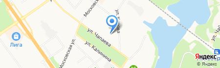 Детский сад №3 на карте Химок