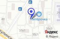 Схема проезда до компании ТРАНСПОРТНАЯ ФИРМА МОСТОП+ в Москве