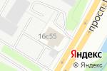 Схема проезда до компании Очаково в Москве
