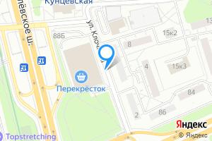 Комната в Москве м. Кунцевская, Клочкова