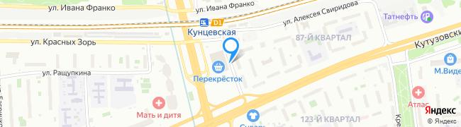 улица Клочкова