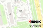 Схема проезда до компании Ёжики в Москве