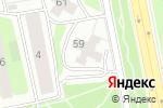 Схема проезда до компании Сансипиэм в Москве