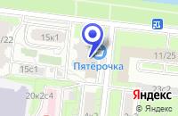 Схема проезда до компании ТРАНСПОРТНО-ЭКСКУРСИОННАЯ КОМПАНИЯ ВЕКТОР в Москве