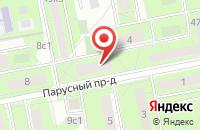 Схема проезда до компании Ноиль в Москве