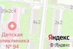 Схема проезда до компании Чилли в Москве