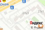 Схема проезда до компании Кей инс групп в Москве