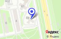 Схема проезда до компании ПТФ ФАРН в Москве