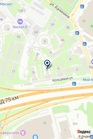 СЕРВИСНЫЙ ЦЕНТР ЦЕНТРОСЕРВИС ГРУППА на карте Химок