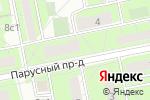 Схема проезда до компании Тушино Телеком в Москве