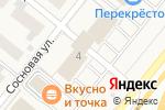 Схема проезда до компании Калужский тракт в Москве