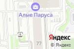 Схема проезда до компании Империя плёнок в Москве