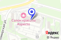 Схема проезда до компании  ФИЛИАЛ ТФ ПП СЕРВИС в Москве
