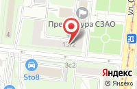 Схема проезда до компании Кафе в Иваново
