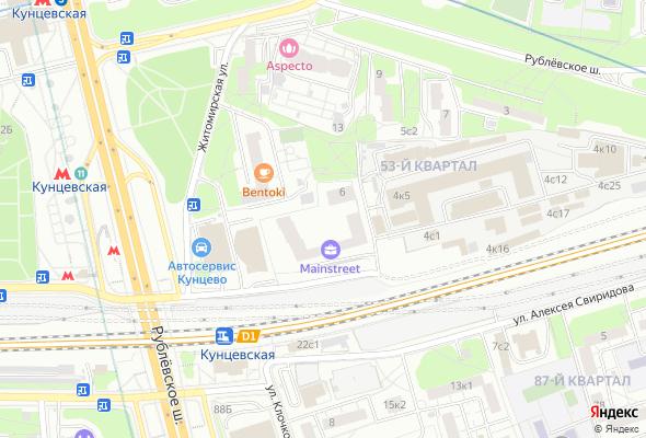 продажа квартир MainStreet (Мейнстрит)