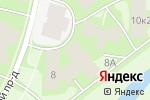 Схема проезда до компании RTG TV в Москве
