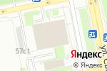 Схема проезда до компании Ремонтная мастерская на ул. Свободы в Москве