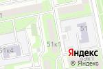 Схема проезда до компании FlowerArtClub в Москве