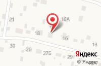 Схема проезда до компании Близкие Люди в Дмитрово