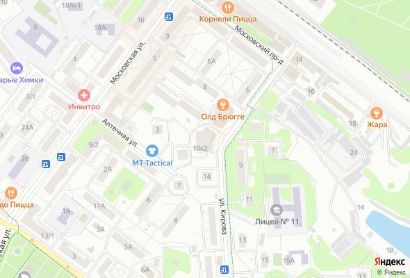 ЖК На Кирова