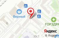 Схема проезда до компании Фирма «Вова» в Москве