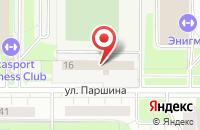 Схема проезда до компании Копи-Техэксперт в Москве