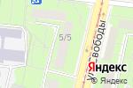 Схема проезда до компании Совет пенсионеров в Москве