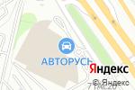 Схема проезда до компании Облтрансавто в Москве