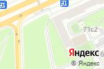 Схема проезда до компании Киоск по ремонту обуви в Москве