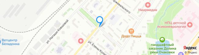 улица Марии Поливановой